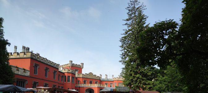 Zámecké slavnosti na zámku Hrádek u Nechanic